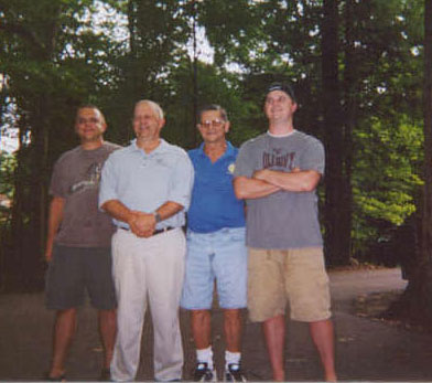 Dad and the Boys