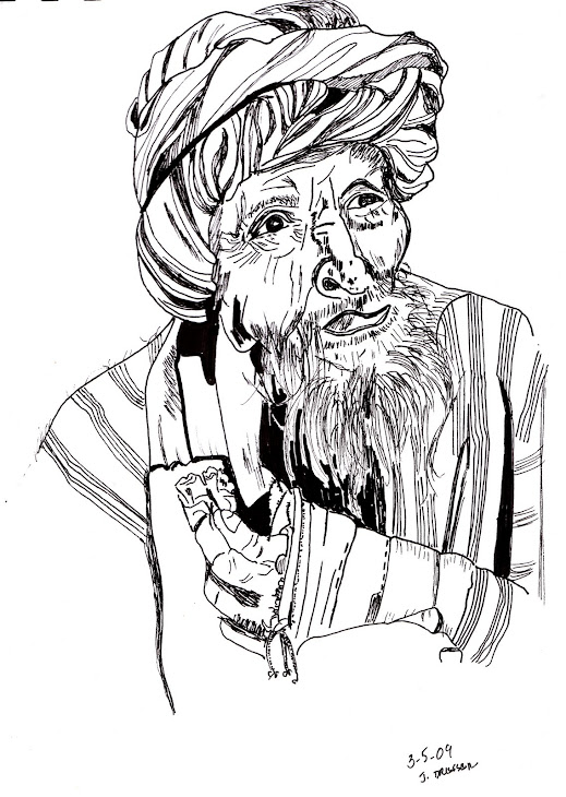 An Old Sufi