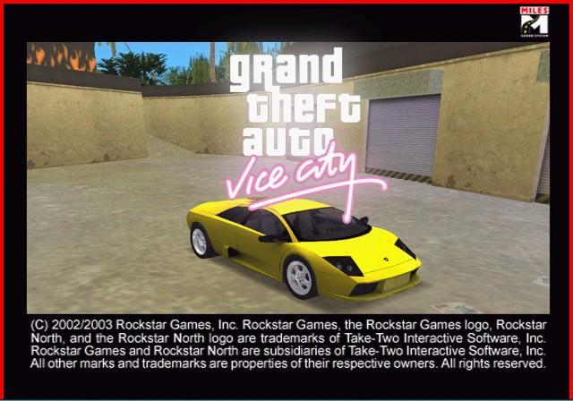 GTA Vice City Modern (2010)   Katılımsız