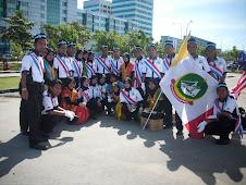 perbarisan hari kemerdekaan