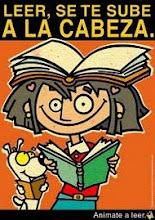 Leer se te sube a la cabeza