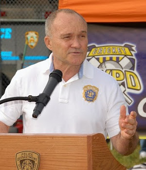 NYPD Police Commissioner Raymond W. Kelly