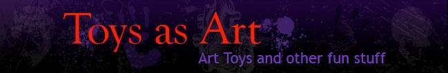Toys as Art