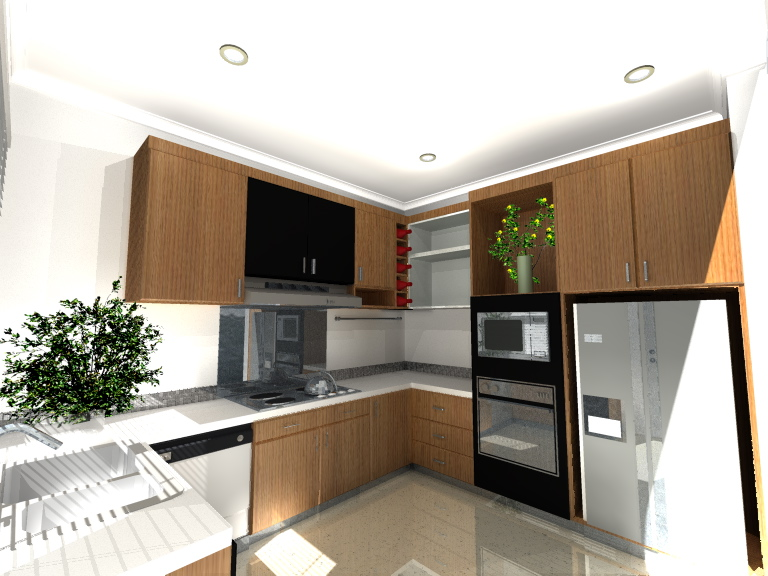 Kitchen Modern Design Style