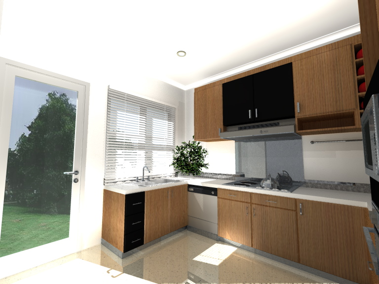 Kitchen Modern Style decor