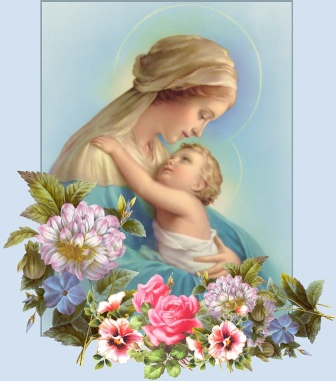 AnGeLs In My LiFe: Mama Mary's Birthday