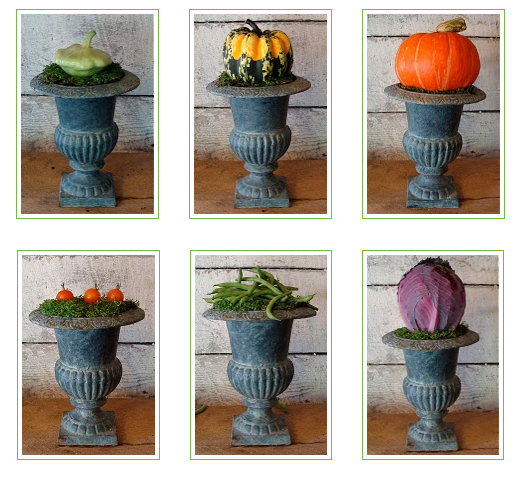 Fall Urn Ideas