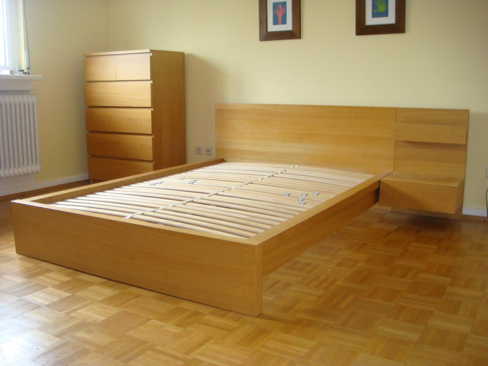 Ikea malm bedroom furniture