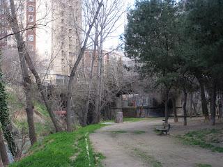Puente de los Jitanos o Cesar Augusto
