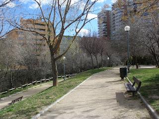 parque Huerva Zaragoza