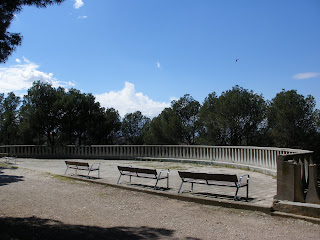 mirador parque de atracciones Zaragoza