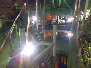 luces Jardín Vertical de Delicias