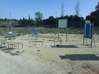 parque mayores Pinarcanal