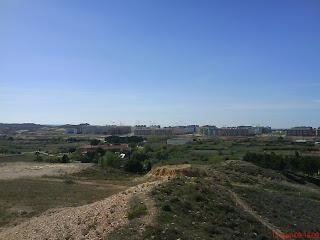 Vista de Valdespartera