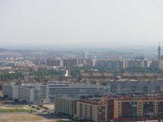 vista World Trade Center Zaragoza piruli Valdespartera