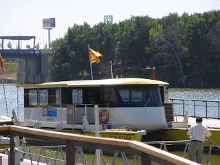 katamaran solar Ebro Expo Zaragoza