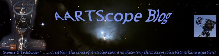 AstroSwanny&#39;s AARTScope Blog