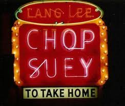 Chop Suey -Odds and Ends