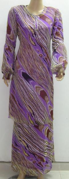 Fesyen Baju kurung Raya 2010
