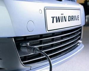 VW TwinDrive: Kolaborasi  Dunia