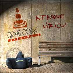 Capa do CD Cone Crew Diretoria - Ataque Lírico