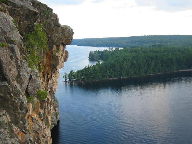 climb lake