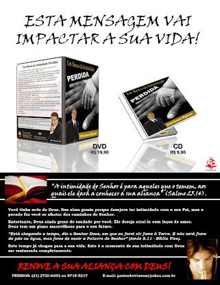 Meu DVD de mensagem!