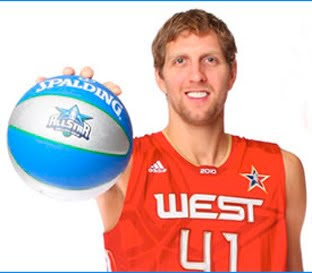 Nowitzki anfitrión del All Star Weekend 2010