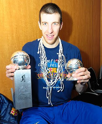 Fran Vázquez, MVP de la Copa ACB 2010
