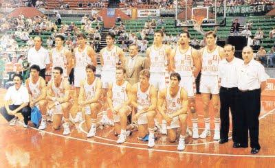 Selección Española de 1991