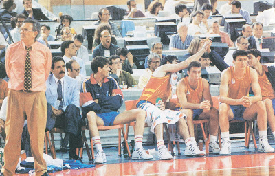 Díaz Miguel en 1991
