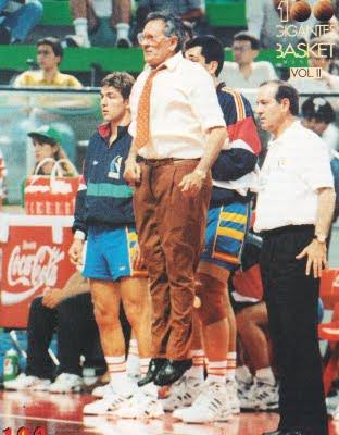 Díaz Miguel en tensión en 1991