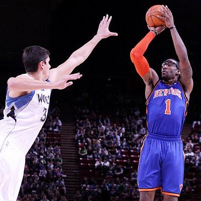 Stoudamire - Knicks