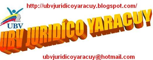 UVB JURÍDICO YARACUY
