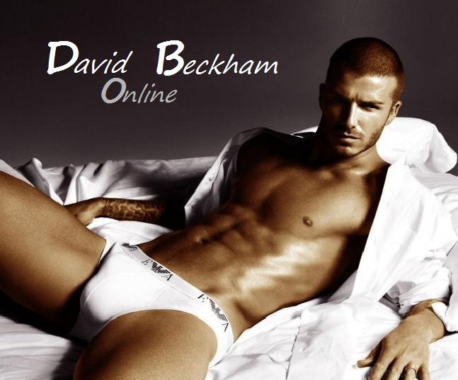 David Beckham : Spanish Blog