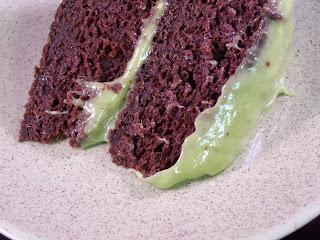 ... with Susan: Vegan Chocolate Avocado Cake with Avocado Buttercream
