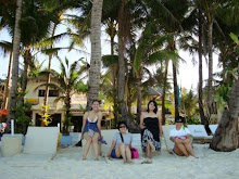 MY FAMILY HOLIDAY ON  BORACAY ISLAND, February 2010