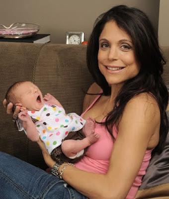 bethenny frankel baby. images Bethenny Frankel, of