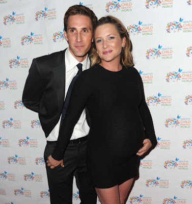 Jessica Capshaw and Christopher Gavigan Welcome a Daughter - Jessica