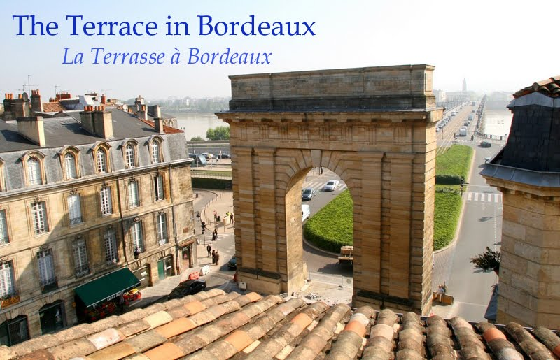 The Terrace in Bordeaux - Apartment to rent in Bordeaux