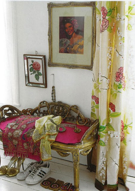 Gypsy purple design find liza giles for House of liza