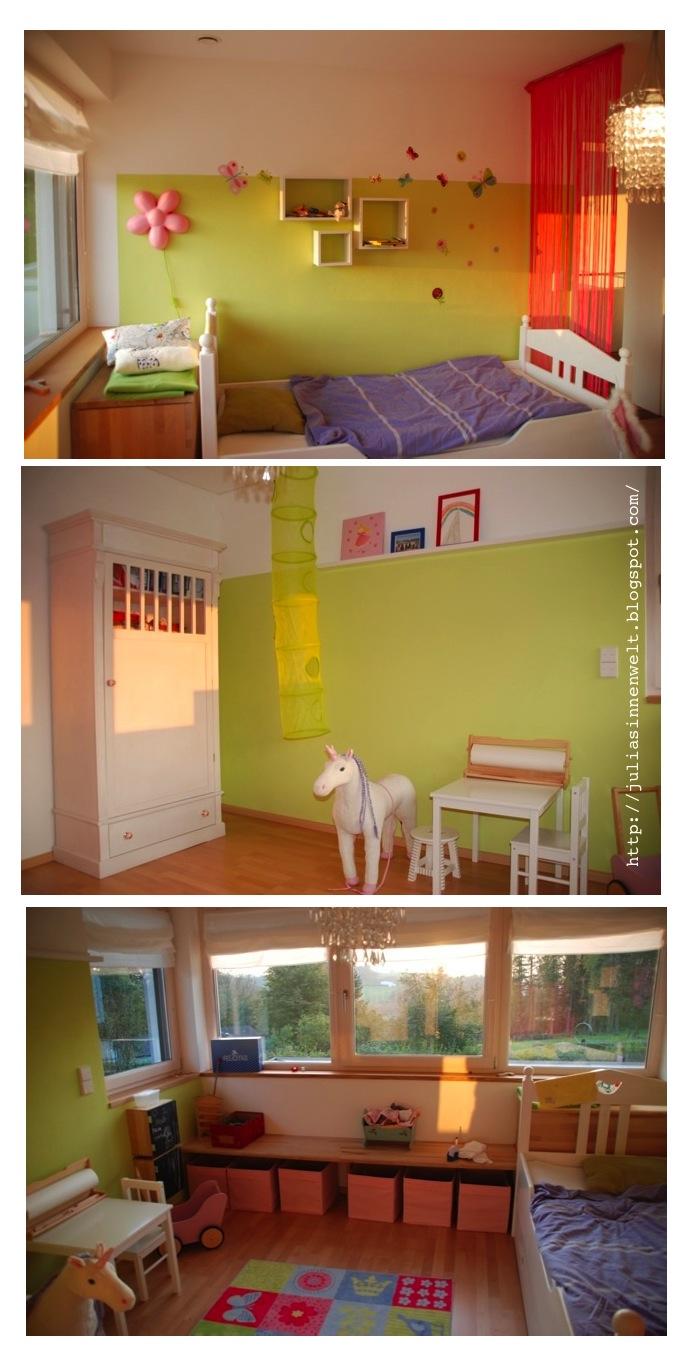 Julia s innenwelten ein kinderzimmer - Kinderzimmer julia ...
