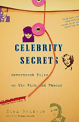 NICK REDFERN&#39;S CELEBRITY SECRETS