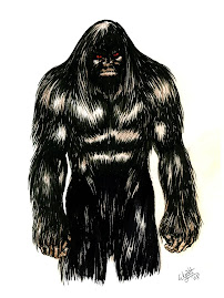 THE BRITISH BIGFOOT