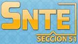 SNTE SECCIÓN 51