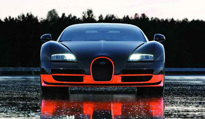Bugatti Veyron super sports - Specification