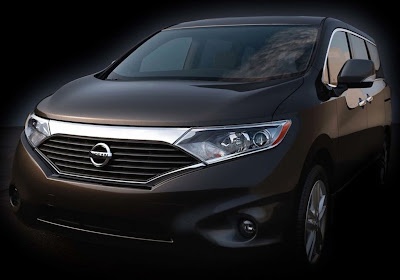 2011 Nissan Quest - Design