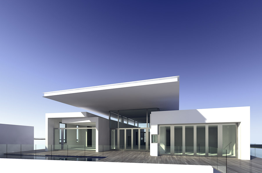 Minimalist Contemporary Home Plans Home Designs