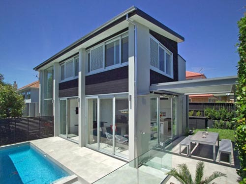 Home Interior And Exterior Design: Modern Minimalist Home