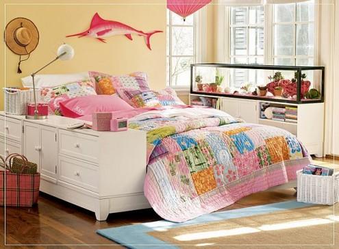 Girls+Teen+Rooms+2 pink teen room design for girls
